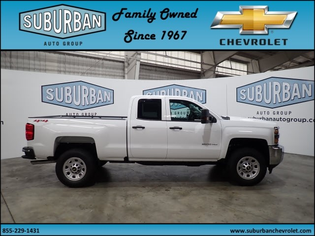 2019 Silverado 2500 Double Cab 4x4,  Pickup #T190152 - photo 5