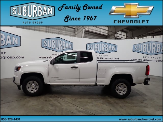 2019 Colorado Extended Cab 4x2,  Pickup #T190199 - photo 3