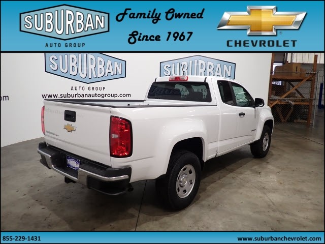 2019 Colorado Extended Cab 4x2,  Pickup #T190199 - photo 4