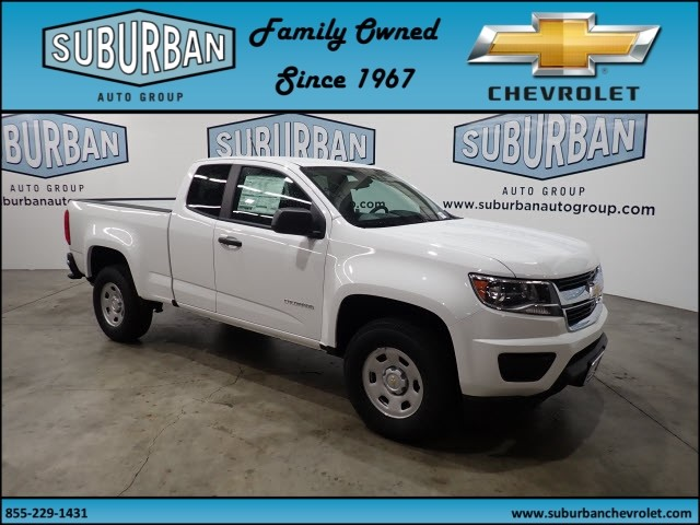 2019 Colorado Extended Cab 4x2,  Pickup #T190199 - photo 6