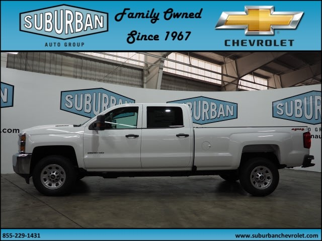 2019 Silverado 2500 Crew Cab 4x4,  Pickup #T190235 - photo 3