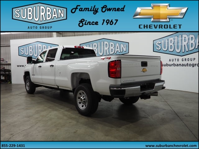 2019 Silverado 2500 Crew Cab 4x4,  Pickup #T190235 - photo 2