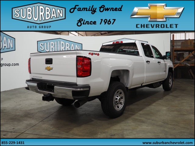 2019 Silverado 2500 Crew Cab 4x4,  Pickup #T190235 - photo 4