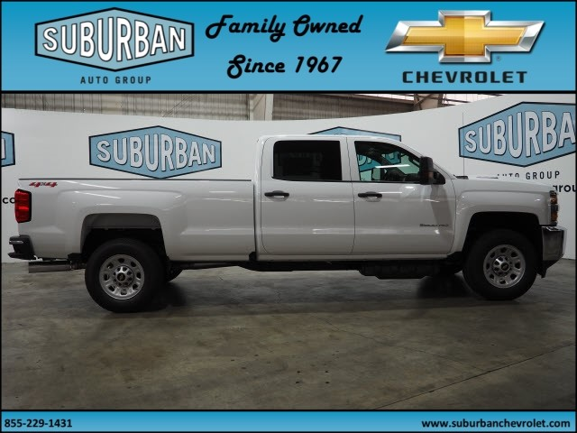 2019 Silverado 2500 Crew Cab 4x4,  Pickup #T190235 - photo 5