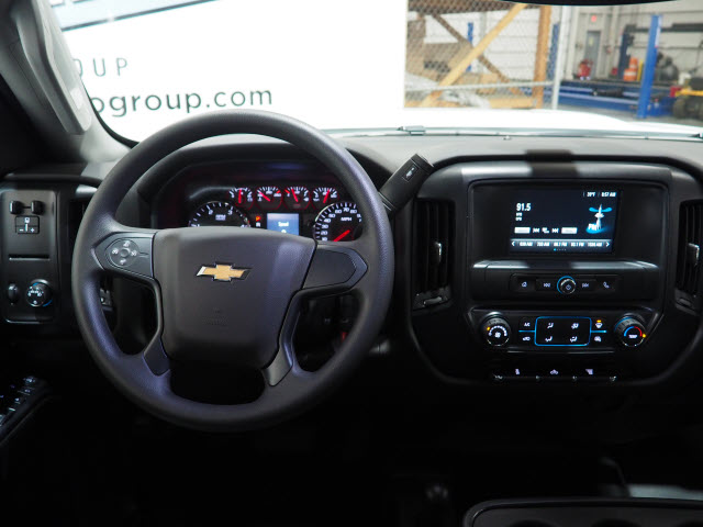 2019 Silverado 2500 Crew Cab 4x4,  Pickup #T190235 - photo 8