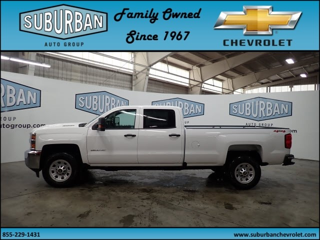 2019 Silverado 2500 Crew Cab 4x4,  Pickup #T190245 - photo 3