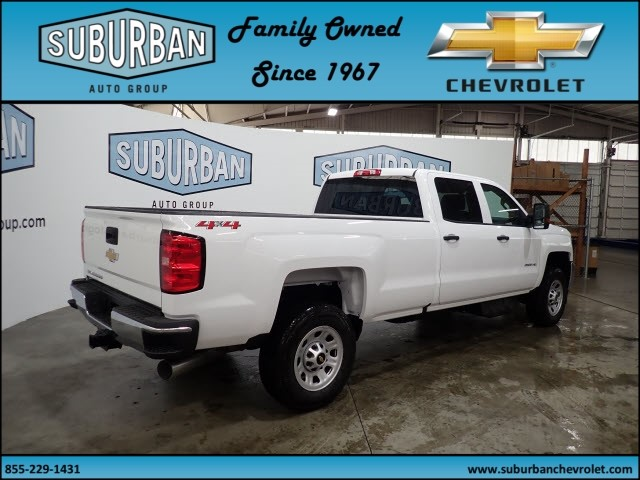 2019 Silverado 2500 Crew Cab 4x4,  Pickup #T190245 - photo 4