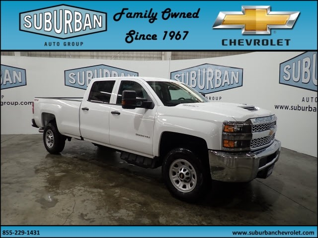 2019 Silverado 2500 Crew Cab 4x4,  Pickup #T190245 - photo 6