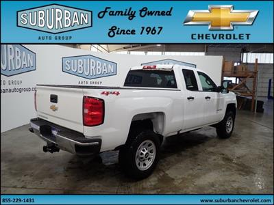 2019 Silverado 2500 Double Cab 4x4,  Pickup #T190334 - photo 4