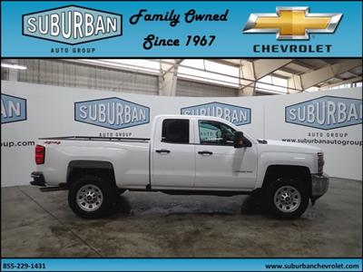 2019 Silverado 2500 Double Cab 4x4,  Pickup #T190334 - photo 5