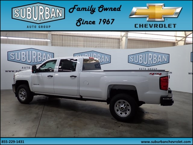 2019 Silverado 2500 Crew Cab 4x4,  Pickup #T190354 - photo 2