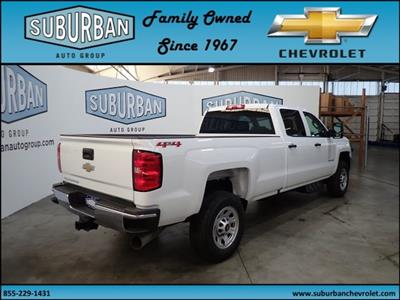 2019 Silverado 2500 Crew Cab 4x4,  Pickup #T190354 - photo 4
