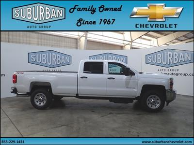 2019 Silverado 2500 Crew Cab 4x4,  Pickup #T190354 - photo 5