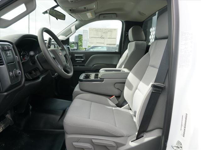 2019 Silverado Medium Duty DRW 4x2,  Rugby Series 2000 Platform Body #T190662 - photo 8