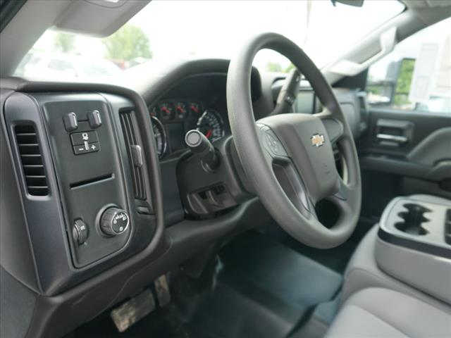 2019 Silverado Medium Duty DRW 4x2,  Rugby Series 2000 Platform Body #T190662 - photo 9