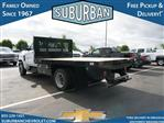 2019 Silverado Medium Duty DRW 4x2,  Rugby Series 2000 Platform Body #T190662 - photo 2