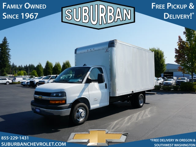 2020 Chevrolet Express 4500 4x2, Supreme Dry Freight #T200670 - photo 1