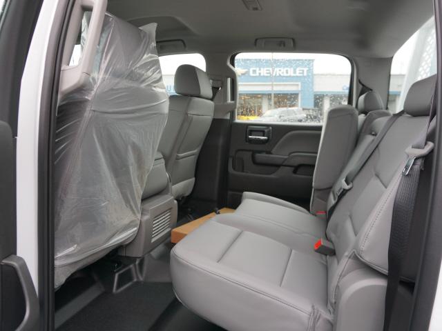 2020 Chevrolet Silverado 5500 Crew Cab DRW 4x4, Scelzi CTFB Contractor Body #T200929 - photo 10