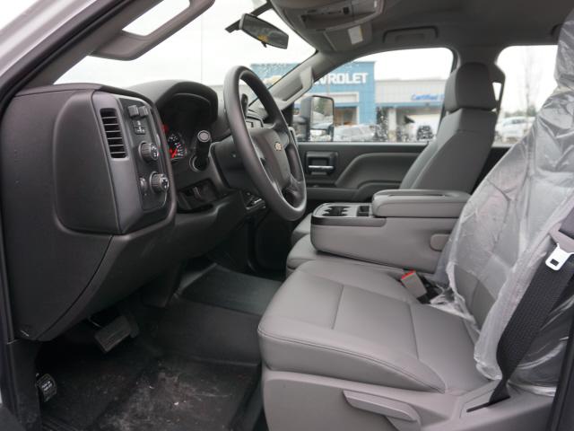 2020 Chevrolet Silverado 5500 Crew Cab DRW 4x4, Scelzi CTFB Contractor Body #T200929 - photo 12
