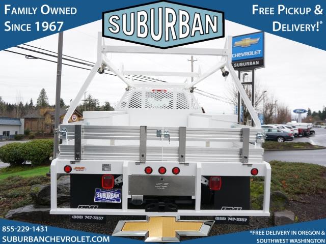 2020 Chevrolet Silverado 5500 Crew Cab DRW 4x4, Scelzi CTFB Contractor Body #T200929 - photo 7