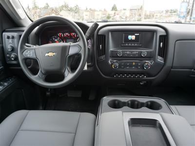 2020 Chevrolet Silverado 5500 Crew Cab DRW 4x4, Scelzi CTFB Contractor Body #T200929 - photo 11