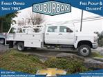 2020 Chevrolet Silverado 5500 Crew Cab DRW 4x4, Scelzi CTFB Contractor Body #T200929 - photo 5
