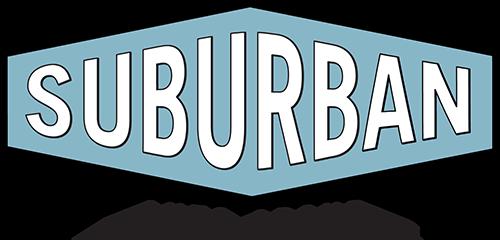 Suburban Chevrolet Sandy logo