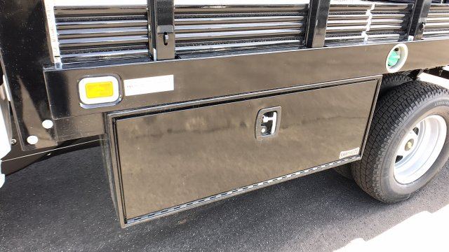 2018 Silverado 3500 Regular Cab DRW, Knapheide Stake Bed #18-1154 - photo 16