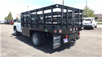 2018 Silverado 3500 Regular Cab DRW, Knapheide Stake Bed #18-1154 - photo 1
