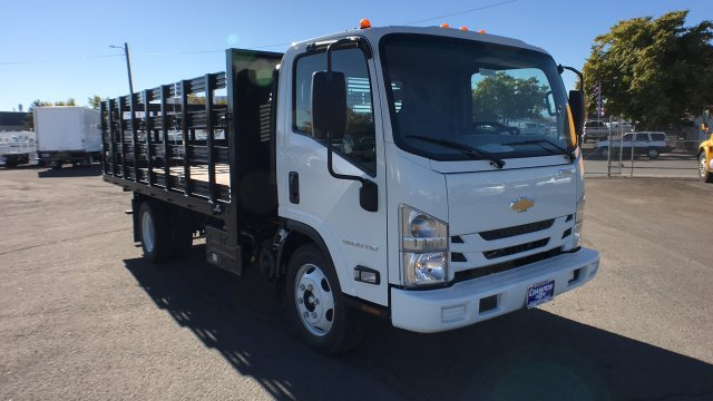 2019 Chevrolet LCF 5500HD Regular Cab 4x2, Supreme Stake Bed #19-0208 - photo 1