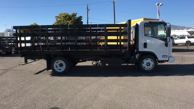 2019 LCF 5500HD Regular Cab,  Supreme Stake Bed #19-0208 - photo 5
