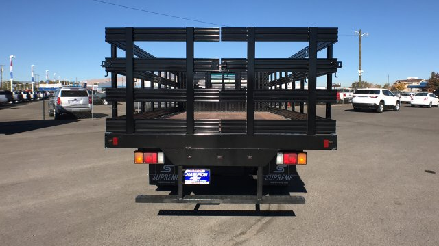 2019 LCF 5500HD Regular Cab,  Supreme Stake Bed #19-0208 - photo 6