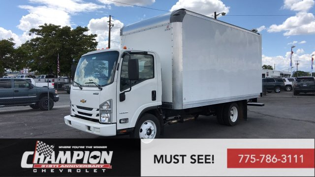2019 Chevrolet LCF 4500 Regular Cab 4x2, Supreme Dry Freight #19-1078 - photo 1