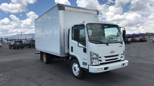 2019 Chevrolet LCF 4500 Regular Cab RWD, Supreme Signature Van Dry Freight #19-1078 - photo 4