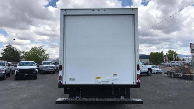 2019 Chevrolet LCF 4500 Regular Cab RWD, Supreme Signature Van Dry Freight #19-1078 - photo 7