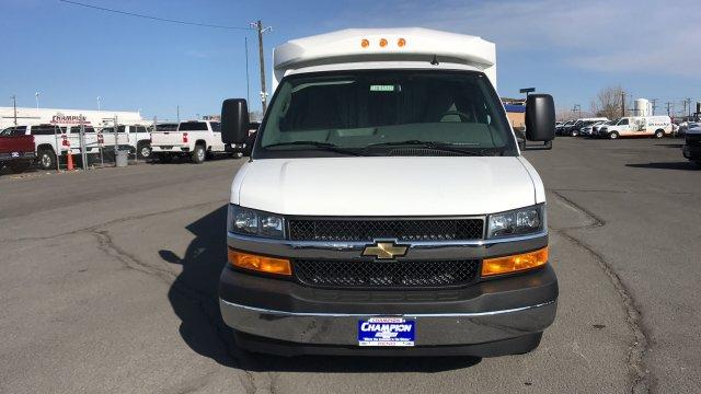 2020 Chevrolet Express 3500 RWD, Knapheide KUV Service Utility Van #20-0532 - photo 3