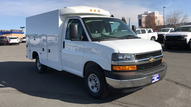 2020 Chevrolet Express 3500 4x2, Knapheide Service Utility Van #20-0532 - photo 1