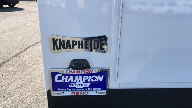 2020 Chevrolet Express 3500 RWD, Knapheide KUV Service Utility Van #20-0532 - photo 8