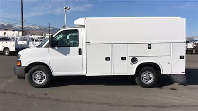 2020 Chevrolet Express 3500 RWD, Knapheide KUV Service Utility Van #20-0532 - photo 13