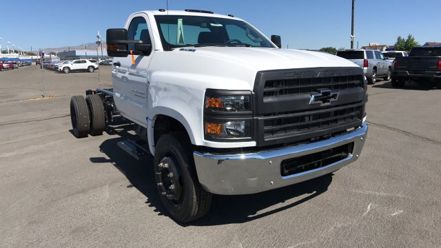 2020 Chevrolet Silverado 5500 Regular Cab DRW 4x2, Cab Chassis #20-0900 - photo 1