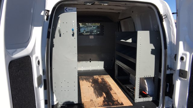 2017 Nissan NV200 FWD, Upfitted Cargo Van #20-1558A - photo 1