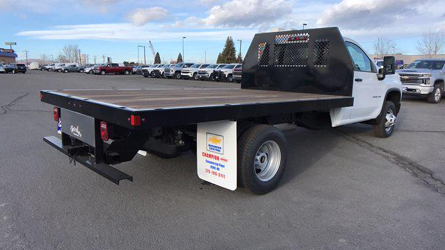 2020 Chevrolet Silverado 3500 Regular Cab DRW 4x2, Harbor Platform Body #20-1644 - photo 1