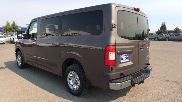 2016 Nissan NV3500 Standard Roof RWD, Passenger Wagon #P15714A - photo 1