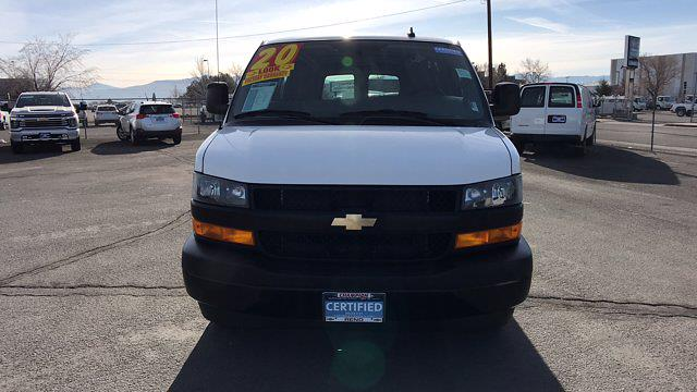 2020 Chevrolet Express 2500 4x2, Empty Cargo Van #P15911 - photo 1