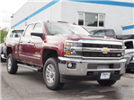 2017 Silverado 2500 Double Cab 4x4 Pickup #N170746 - photo 1