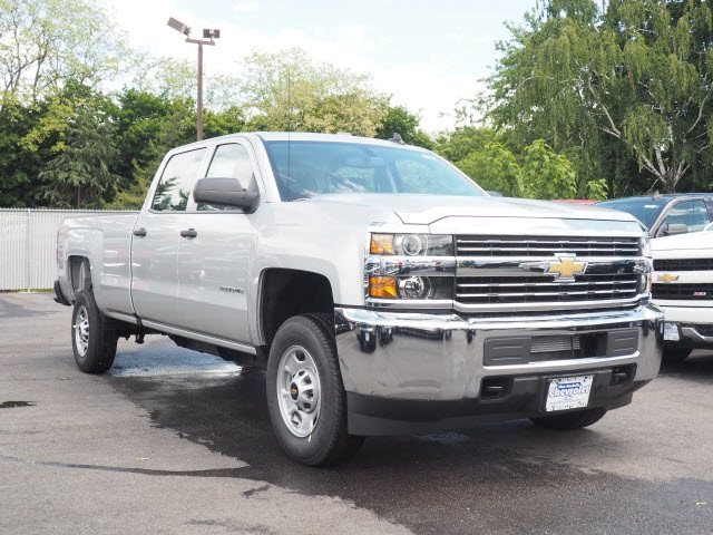 2017 Silverado 2500 Crew Cab Pickup #N170978 - photo 3