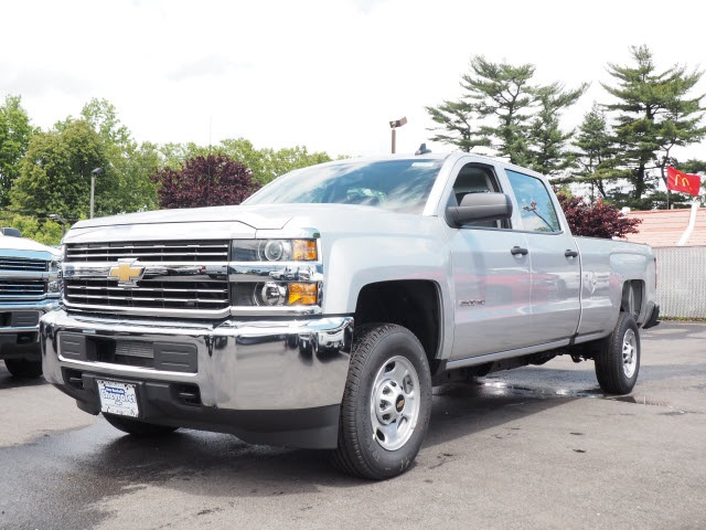 2017 Silverado 2500 Crew Cab Pickup #N170978 - photo 1