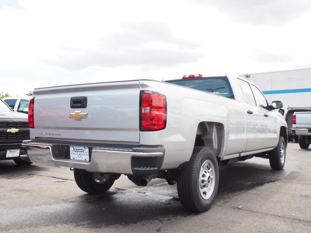 2017 Silverado 2500 Crew Cab Pickup #N170978 - photo 4