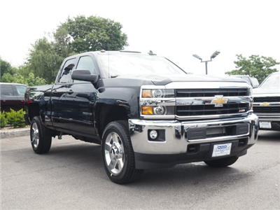 2018 Silverado 2500 Double Cab 4x4, Pickup #N180100 - photo 3