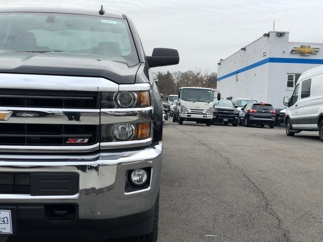 2018 Silverado 2500 Double Cab 4x4, Pickup #N180101 - photo 10